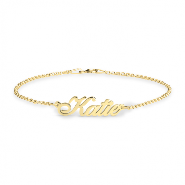 Classic Name Bracelet